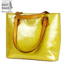 ORIG LOUIS VUITTON HOUSTON VERNIS LACK-LEDER Handtasche handbag / GUTER ZUSTAND