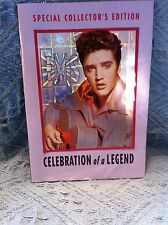 NOS ELVIS PRESLEY 2002 SPECIAL COLLECTOR'S EDITION CELEBRATION OF A LEGEND #3