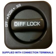 DIFF LOCK SWITCH AIR E LOCKER REAR LAND CRUISER 100 SERIES TOYOTA EATON ARB