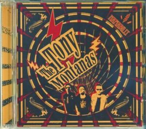 THE TONY MONTANAS mafiabilly (CD, album) rock & roll, psychobilly, rockabilly,