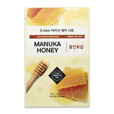 [ETUDE HOUSE] 0.2 Therapy Air Mask Sheet 10pcs - MANUKA HONEY / Rich moisture