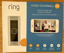 Ring Video Doorbell Pro New In Box FREE SHIPPING