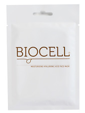 Biocell Moisturising Hyaluronic Acid Face Mask (Made in Switzerland)