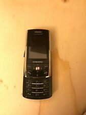 Samsung SGH D800 - Black (Unlocked) Cellular Phone slider android