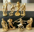 1990 LES ROIS DE L'OLYMPE MYTHOLOGIE GRECQUE & ROMAINE FEVE METAL 3D au choix