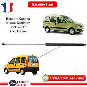 Cilindro Idraulico Portellone Cofano per Renault Kangoo & Kubistar