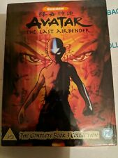 Avatar - The Last Airbender - Book 3 - Complete - UK Region 2 DVD - NEW / SEALED