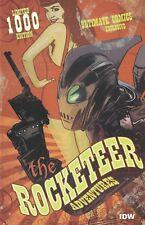 Rocketeer Adventures #1 10 COPIES ULTIMATE COMICS VARIANT LIMITED!