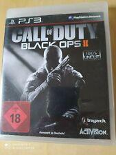 Jeu  PlayStation 3 Call of Duty Black Ops 2, German,import Allemagne uncut