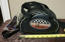 Harley-Davidson Racing Little Earth Recycled Rubber Heavy duty Purse