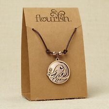 Bird Necklace ~ Flourish Jewelry Collection by Lauren Picciuna ~ 4044639