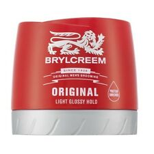 BRYLCREEM ORIGINAL HAIRDRESSING 150ML LIGHT GLOSSY HOLD