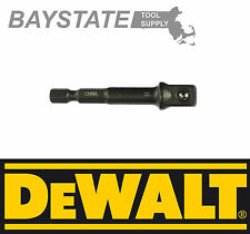 "DeWalt DW2542IR 1/4"" Hex to 3/8"" Socket Adapter for 18V/20V Impact Ready Driver"