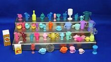 Huge Lot Dollhouse Miniatures Mostly Mixed Drinks & Beverage Related Items