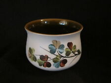 Denby SHAMROCK - After Dinner Sugar Bowl