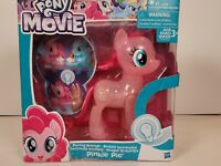 My Little Pony The Movie Shining Friends Pinkie Pie Figure G4 MLP FiM Free Ship