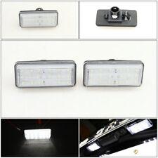 White Number License Plate Light Lamp 12V For Toyota J100 J120 J200 Land Cruiser