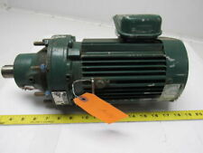 Sumitomo CNFM084095YB13 SM-Cyclo 3/4HP 3Ph Gear Motor 13:1 Ratio 134.62 RPM