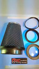 Jom Sportluftfilter Chrom Universal Motor Sport §21 60-90mm Luftfilter / Filter