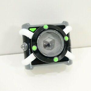 Ben 10 Deluxe Omnitrix Alien Change Watch Lights & Sound Playmates CN Rare Works