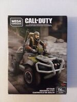 Mega Construx Call of Duty ATV RAID Black Ops 4 - GCN95 - 116 Pieces