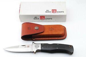 AL MAR Sere Attack L Knife with box