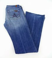 7 For All Mankind Womens Size 27 Cut 712341