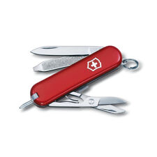 VICTORINOX SIGNATURE RED - SWISS ARMY POCKET KNIFE 58 MM - 7 TOOLS