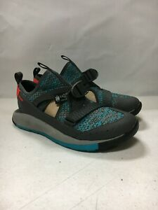 NEW CHACO WOMENS ODYSSEY SANDAL WAX TEAL SIZE 10 FREE SHIPPING