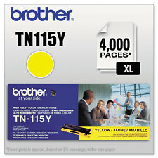 Brother TN115Y High-Yield Toner Yellow