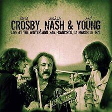 NASH & YOUNG CROSBY - LIVE AT THE WINTERLAND,SAN FRANCISCO   CD NEU