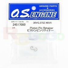 PISTON PIN RETAINER 40PS,46VX,37SZ-H # OS24517000 **O.S. Engines Genuine Parts**