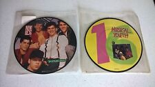 New Kids on the Block & Musical Youth 2 x picture disc
