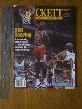 Sept. 1996 Beckett Basketball Card Monthly, Issue #74.  MICHAEL JORDAN Cover.