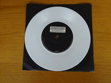 Stranglers 1978 White Vinyl Walk On By Single FREE9 Black & White Mean To Me
