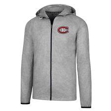 Montreal Canadiens 47 Brand Men's Forward Full Zip Rain Shell Jacket MLB X-Large