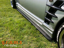 Mazda RX8 Side Steps / Side Skirt Extensions Aero v8