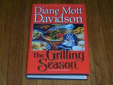 The Grilling Season By Diane Mott Davidson