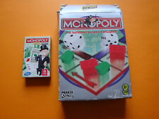Monopoly Games to go + Monopoly Deal Pocket