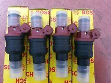 Iniettori Bosch Nuovi maggiorati Punto Gt - Uno turbo