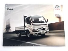 toyota dyna truck workshop manual
