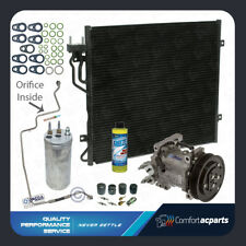 New AC A/C Compressor Kit Fits: 2002 - 2005 Jeep Liberty V6 3.7L 1 Year Warranty