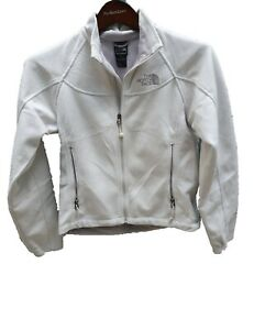THE NORTH FACE Womens JACKET Size XS Windwall Softshell Zipper Very Good Cond