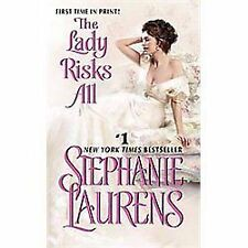 The Lady Risks All by Laurens, Stephanie