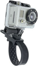 Bicycle/Motorcycle/Bike Handlebar Strap Mount for GoPro HERO HERO3 HERO4 Camera