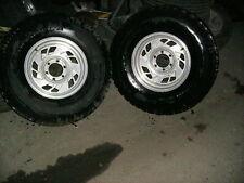 1999-2006 SILVERADO SIERRA 1500 16 INCH CENTERLINE OFFROAD WHEELS 2 wheels