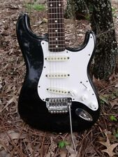 MIJ Fender Squier E Series System One Strat,Great Player