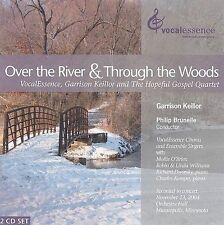 FREE US SHIP. on ANY 3+ CDs! NEW CD : Over The River & Through The Woods Live