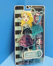 Monster High Lagoona Blue Fashion Pack New Dress Purse Shoes