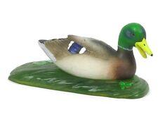 Wildlife Figurine By Royal Darwin Mallard Duck Collectible Animal Figure 106